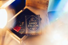 Jimmy Fallon Playing Cards on Packaging of the World - Creative Package Design Gallery