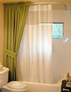 Shower Curtains Design, Pictures, Remodel, Decor and Ideas - page 22
