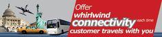 Wireless Internet Service for Travel Industries - http://www.gowimi.com/travel-wireless-internet-solution.aspx