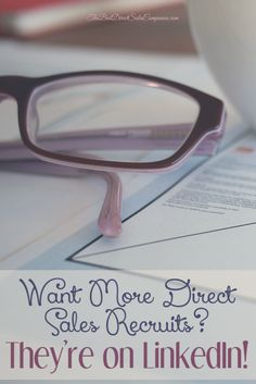 if consultants are interested in direct sales recruiting, they need to be focusing on LinkedIn, not Facebook and Twitter.                                                                                                                                                                                 More Direct Sales Recruiting, Direct Sales Companies, Direct Sales Tips, Direct Marketing, Sales And Marketing, Direct Selling, Marketing Ideas, Mary Kay, Network Marketing Tips