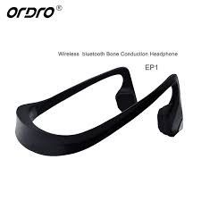 ORDRO EP1 Bone Conduction Stereo Wireless Bluetooth Headphone
