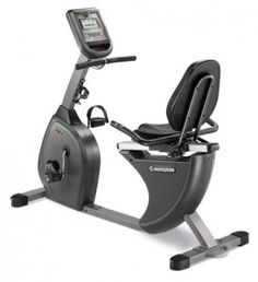 Horizon Fitness RC-30 Recumbent Exercise Bike. Easy to program, with 8 workouts and 8 resistance levels to choose from.