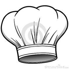 Illustration about Illustration of chef hat icons design. Illustration of design, group, symbol - 46580906
