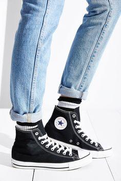 Slide View: 1: Converse Chuck Taylor All Star High Top Sneaker