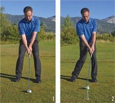 Fix Those Fat And Thin Golf Shots - Golf Tips Magazine