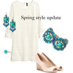 """""""Spring Style Update!"""" by stellaanddot on Polyvore"""
