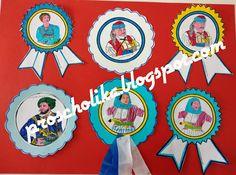 proscholika: Στολίζουμε το σχολείο μας με θυρεούς Preschool, Birthday, Blog, Birthdays, Kid Garden, Blogging, Kindergarten, Dirt Bike Birthday, Preschools