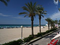 Summer time in Calafell beach!