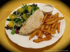 Filets de sébaste panés sans friture de Messidor- Passion Recettes