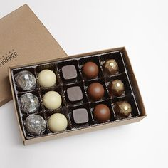 Mexican and Mediterranean Chocolates