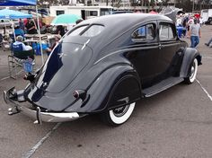 1936 Airflow coupe