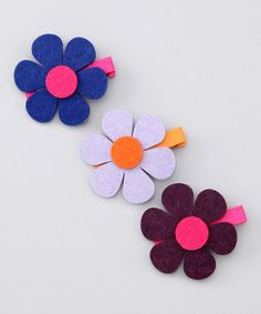 happily ever after - felt flowers
