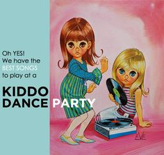 kiddo dance party