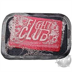 I want a bar of soap tattooed in my other armpit & as much as I love fight club a good friend of ours has this in his armpit so I will do a different soap!