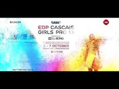 EDP Cascais Girls Pro '13 presented by Billabong The 17 best female surfers in the world will be @ Carcavelos beach from 3 to 7 October #Portugal #Surf