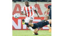 Ideye dares Arsenal as Olympiakos storm Emirates