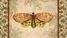 Vintage Wings-c Painting