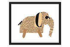 Elephant by Paste SF is a creative venture of Denise Fielder