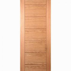 Deanta UK12 Oak Pre Finished Internal Fire Door - DoorsWorld