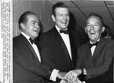 """February 11, 1968: The """"new"""" Madison Square Garden is officially opened today, as Bob Hope and Bing Crosby hosts the """"Night of the Century""""."""