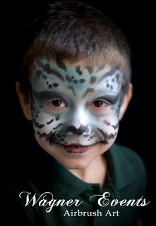 Entertainment and face painting for kids birthday parties in Tampa Florida.