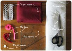 Le Mercredi c'est tuto #4 : Le protège carnet de santé – Tata Cousette Sewing For Kids, Projects To Try, Diy, Children, Green, Baby Sewing, Felt Owls, Young Children, Boys