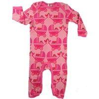 Tootsie and Fudge - Smafolk Pink Pram Bodysuit, £19.00 (http://www.tootsieandfudge.com/smafolk-pink-pram-bodysuit/)