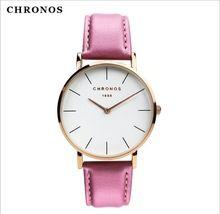 2016 chronos relogios masculinos de luxo marcas famosas erkek kol saati relogio feminino male business watch Quartz watch(China (Mainland))