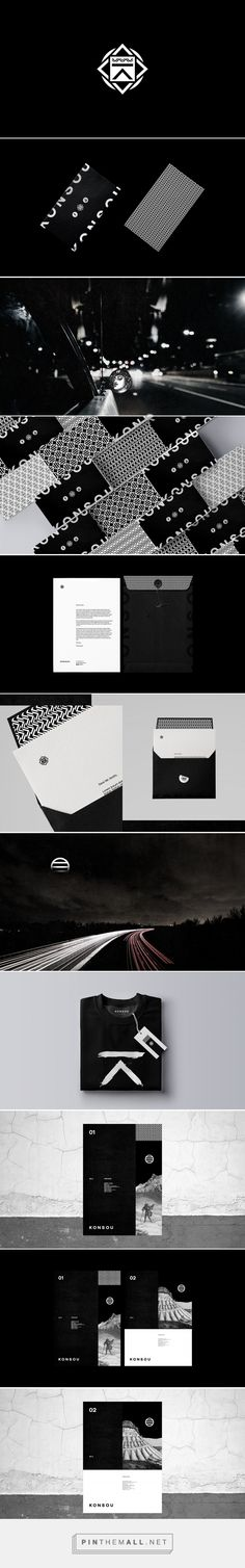 Konsou Music Platform Branding by Kostas Lagos | Fivestar Branding Agency – Design and Branding Agency & Curated Inspiration Gallery