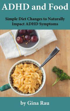 ADHD Food Book