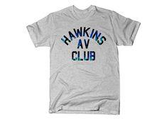 Hawkins AV Club T-Shirt | SnorgTees