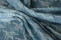 Two Birds Confucius size 6 4.70m by Artipoppe on Etsy