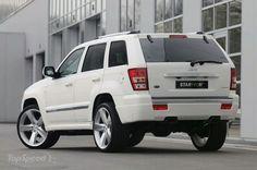 Jeep Grand Cherokee Hemi, Safe, Decent Highway, Nice Ride, Fits Gear Easily