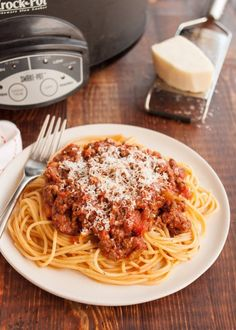 Recipe: Slow-Cooked Bolognese Sauce