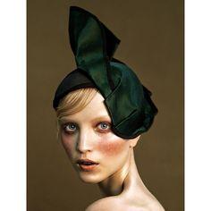 Vika by LaneLang.  Make up: Ai Yu #portrait #fashion #vogueitalia #photovogue  #painting #bestof