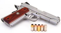 Ruger SR 1911 CMD 45 Automatic