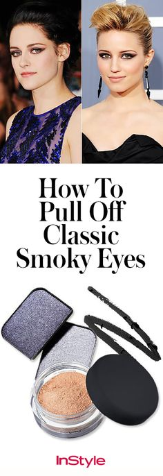 You Can Do: Smoky Eyes