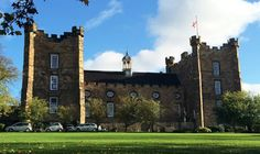 Top 10 British castles you can stay in | Countryfile.com  Lumley Castle, County Durham ~ Originally a 14th century castle standing four square against the winds, Lumley Castle offers a haven of peace and tranquility from the stresses and strains of the outside world. The castle describes itself as 'no ordinary hotel' and has every justification for doing so. In terms of quality standards and entertainment, it really is something else.