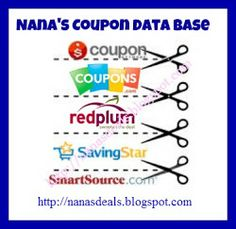 Printable Coupons Updated Daily ! Click Photo to Print 1,000s