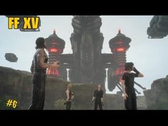 Love a good video? Plug in for this one. FINAL FANTASY XV Gameplay Walkthrough #6 - Chapter 2 https://youtube.com/watch?v=m-aYD-y8JIg