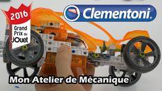 Mon atelier de mécanique - Démo en français