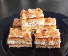 Hungarian Cake, Hungarian Recipes, Apple Pie, Cheese, Food, Places, Essen, Meals, Yemek