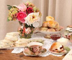 Afternoon Tea anyone?