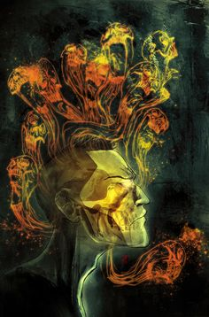 ARTIST OF THE DAY - BEN TEMPLESMITH | PROTEUS MAG