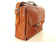 Leather Men's Arm Bag by AMUARA on Etsy