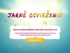 web microsite - season competition for small SPA & Welness
