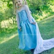 Elise's Everyday Princess Dress - via @Craftsy