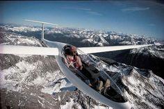saleplane Glaser-Dirks DG 400, pilots, aviation, flying | pilotspace.eu