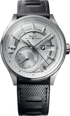 Ball and BMW Team Up For New Watch Collection #watchesformen, #luxurywatches, #bestwatchbrands, #watches