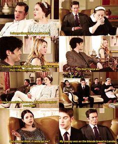 Super funny!!!!❤️❤️❤️❤️❤️❤️❤️❤️❤️❤️One of my favorite moments in Gossip Girl!!!!❤️❤️❤️❤️❤️❤️❤️❤️❤️❤️